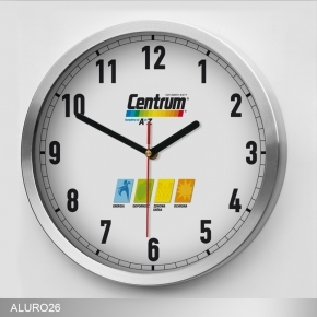 Wall clock ALURO 26