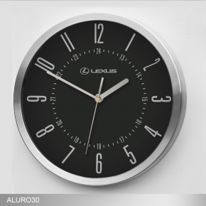 Wall clock ALURO 30