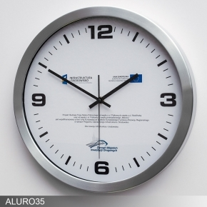 Wall clock ALURO 35