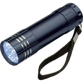 9 LED metal torch Montargis