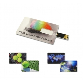 USB Flash Drive Credit Card